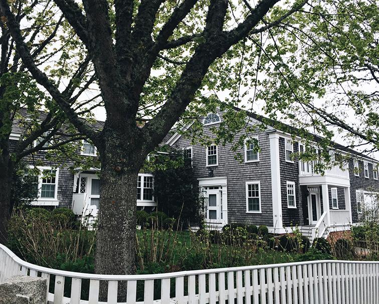 Martha's Vineyard, Edgartown, New England
