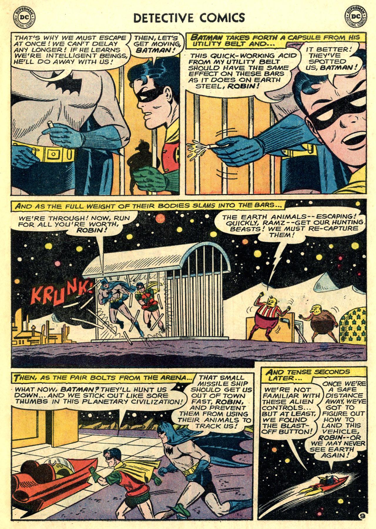 Detective Comics (1937) 326 Page 10