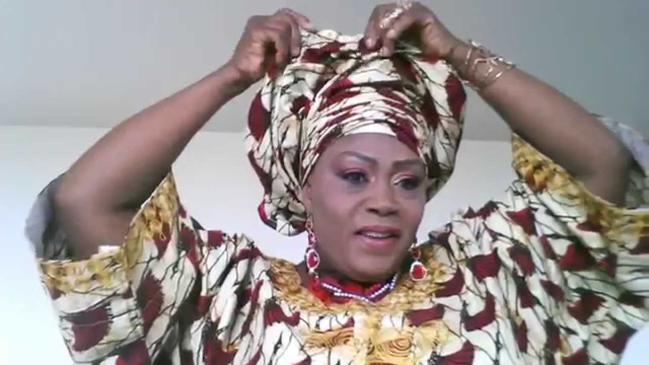 Download video how to tie ankara gele believers companion in nigeria especially amidst the yorubas ankara is that lovely textile we wear to different owambe ccuart Gallery