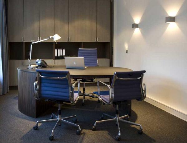 Executive OFFICE Decorating Interior DESIGN Ideas  Best Office