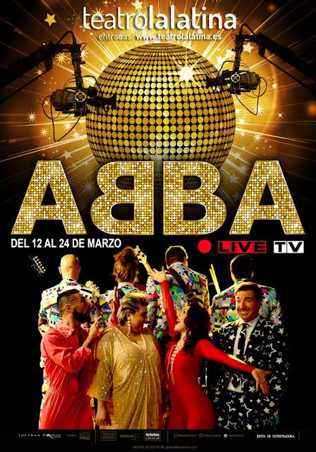 ABBA LIVE TV: EL MEJOR ESPECTÁCULO MUSICAL HOMENAJE A ABBA