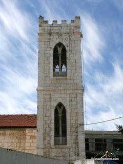 Churches in Israel