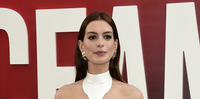 Larry Elder: Anne Hathaway Is Making 'Race Relations' Worse