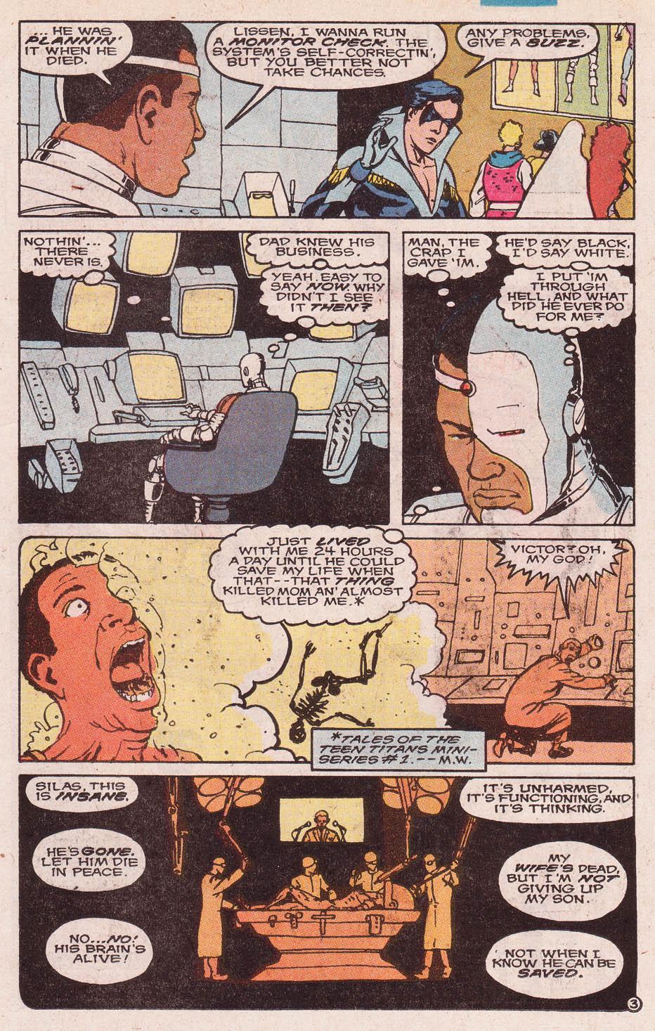 Read online Secret Origins (1986) comic -  Issue #46 - 18