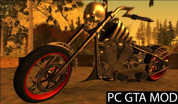 Free Download GTA V Liberty City Customs Sanctus V2  Mod for GTA San Andreas.