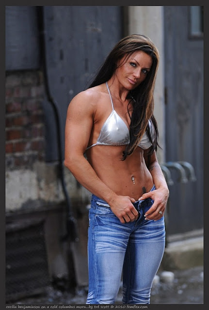 cecilia benjaminson-fitness women-female fitness
