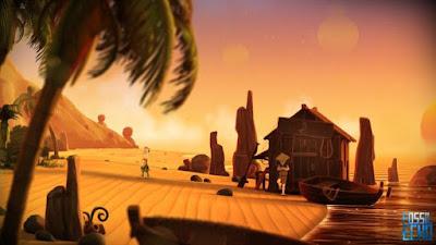 اختيارات في العبة Fossil Echo تحدي النينجا والعجوز الشرير