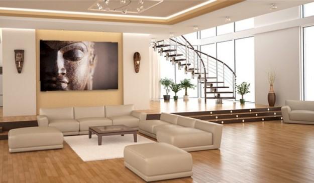 L\'onda che vien danzando: Feng Shui: il soggiorno ottimizzato