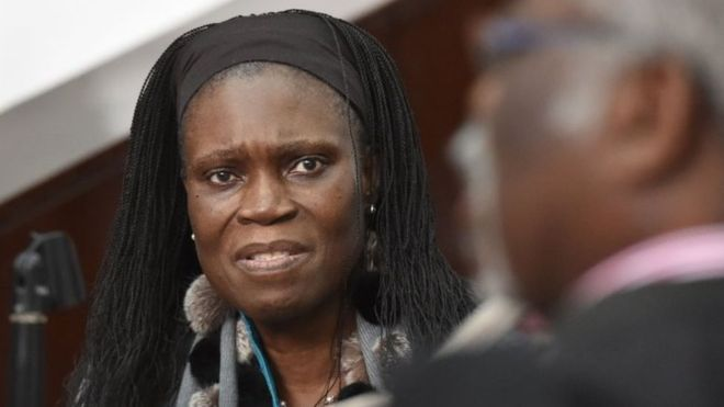 Ivory Coast's former first lady Simone Gbagbo acquitted