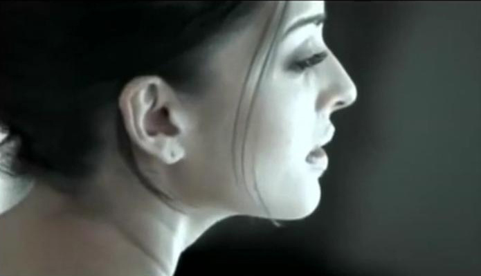 Aishwarya Rai Side Face