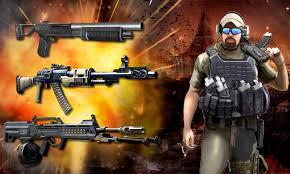 Army Commando Assault v1.10 Mod Apk-screenshot-2