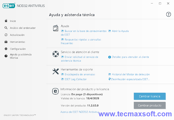 download ESET NOD32 Antivirus 11 Keys Free _ cap 2