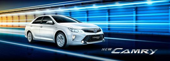 Spesifikasi Toyota New Camry Baru Tahun 2017