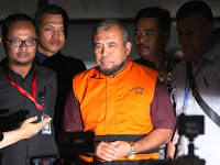 Setelah Gunakan Rompi Orange, Patrialis Akbar: Satu Rupiah pun Saya Tidak Terima