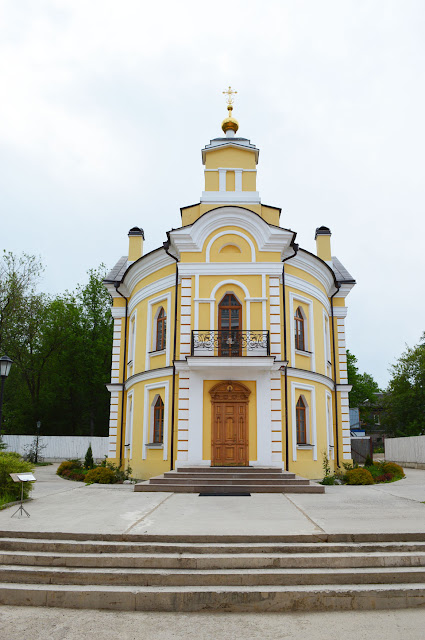 Спасо-Вифанский монастырь.