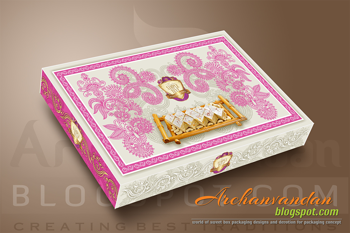 World of Sweet Box packaging designs and devotion for ...