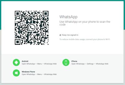 Cara menggunakan fitur tambahan whatsapp web