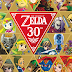 Zelda 30.º Aniversário: Anunciado Hyrule Enciclopédia