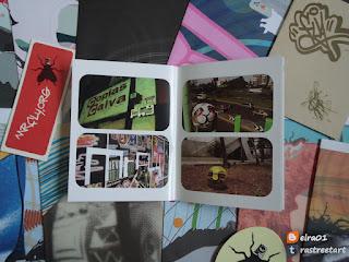 imágenes del libro Caminar y Volar de Mr Fly