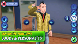 yang support untuk android dengan OS Lollipop The Sims 3 apk + obb (Support Lollipop)