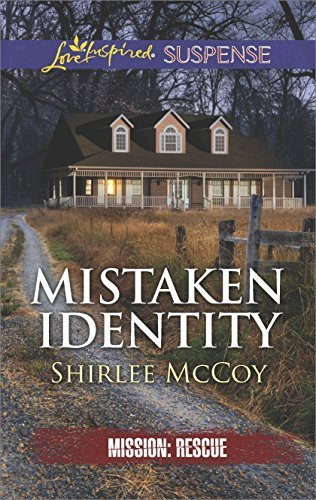 Fiction Addiction Fix: Mistaken Identity by Shirlee McCoy ends Feb 18 #bookgiveaway
