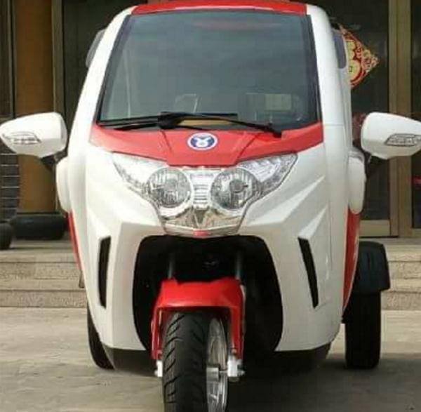 Daftar Harga Motor City Car Roda Tiga Dan Spesifikasi Lengkap Agustus 2018