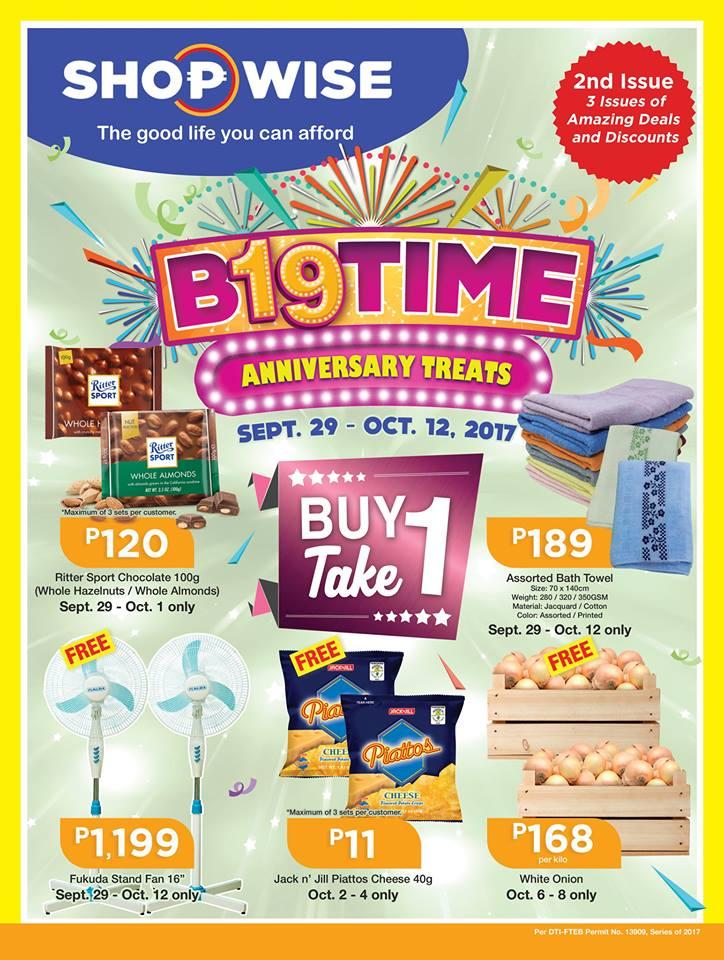 Shopwise B19Time