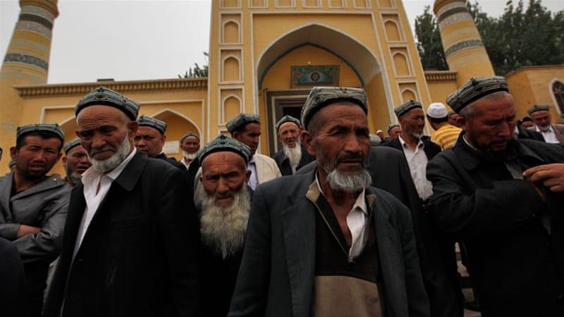 China Sebut Etnis Uighur di Xinjiang Dipaksa Masuk Islam