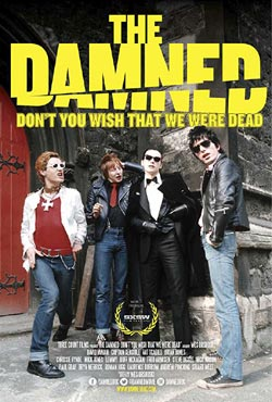 The Damned: Don't You Wish That We Were Dead (2015)