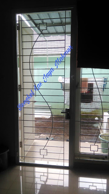 Pintu Besi kawatnyamuk Bogor