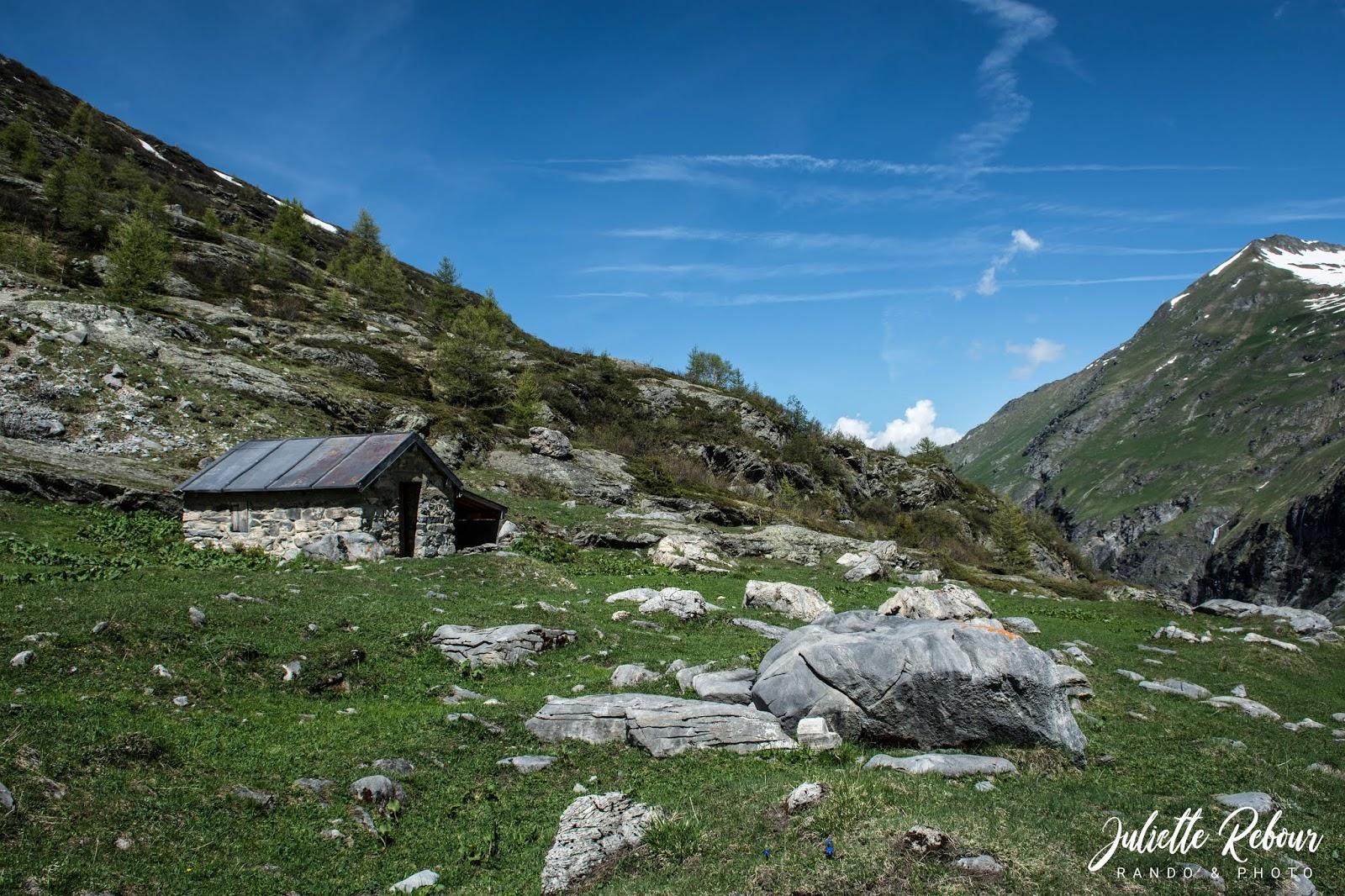 Chalet de montagne, Savoie