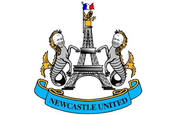 This is what Newcastle United could have as their new logo