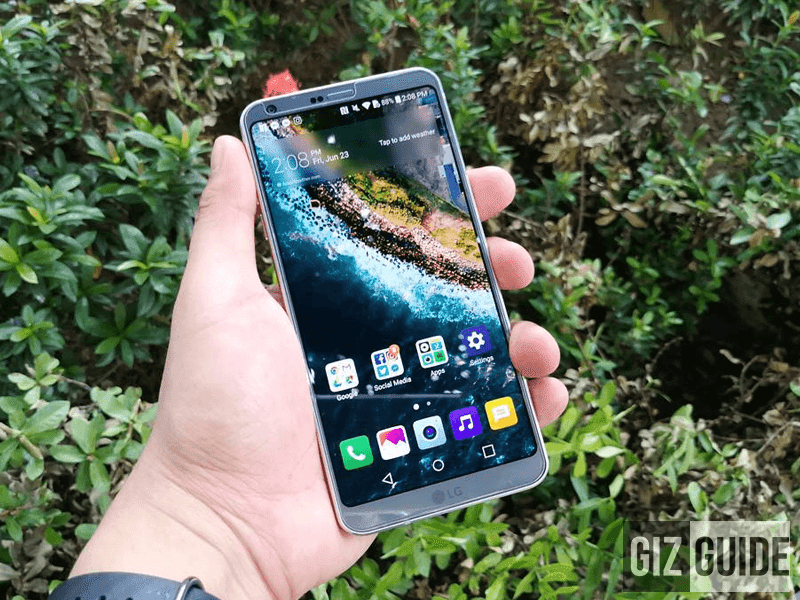 LG G6 sale in PH