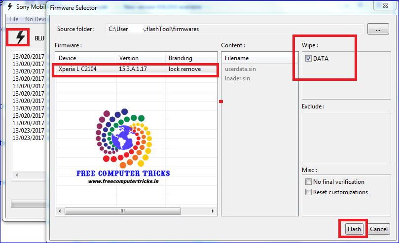 Sony Xperia Pattern Lock Remove Ftf File All Model – Fondos de Pantalla