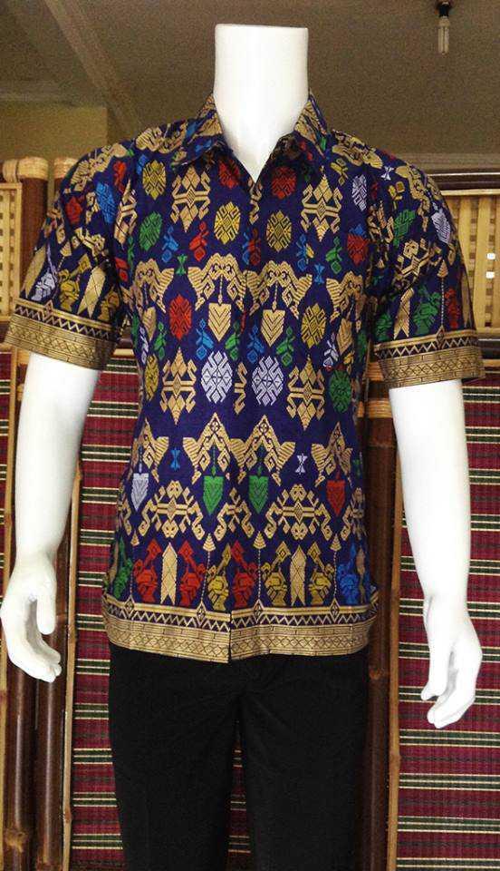 Model Baju Batik Pria Terbaru - Fashion Terupdate