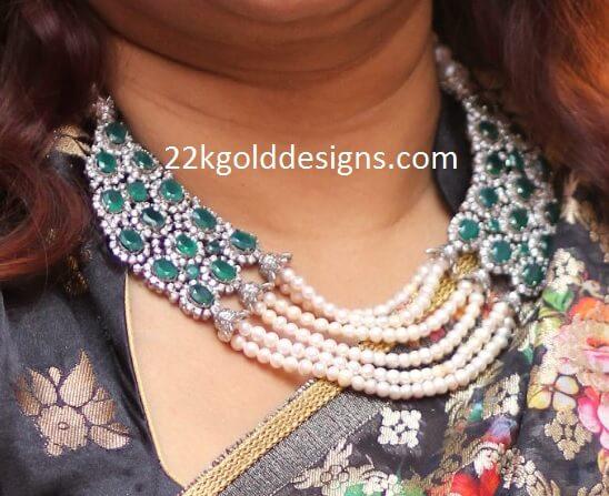 Emerald Pearl Jewellery