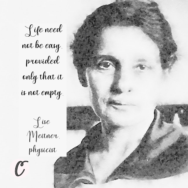 Lise Meitner, physicist
