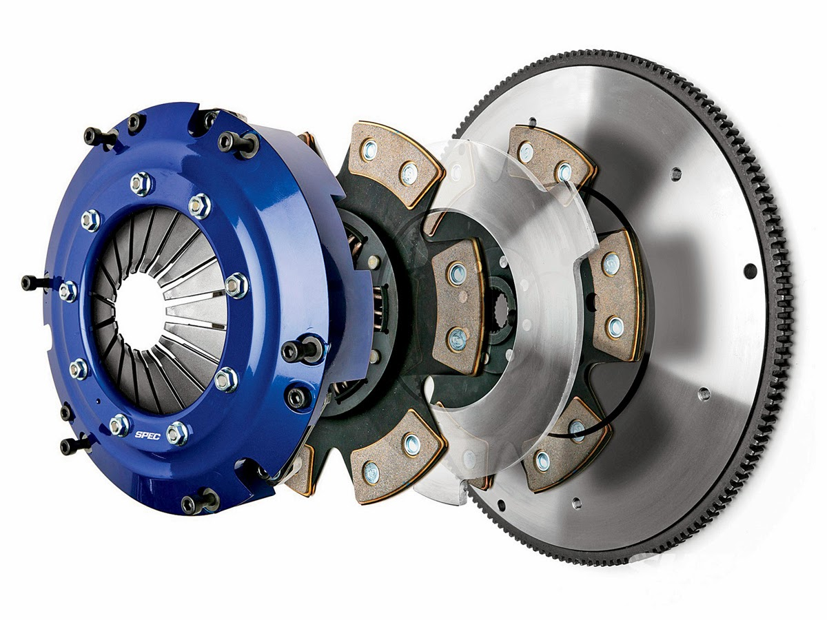 Flywheels, Pressure Plates and Clutches | Car Tech Stuff