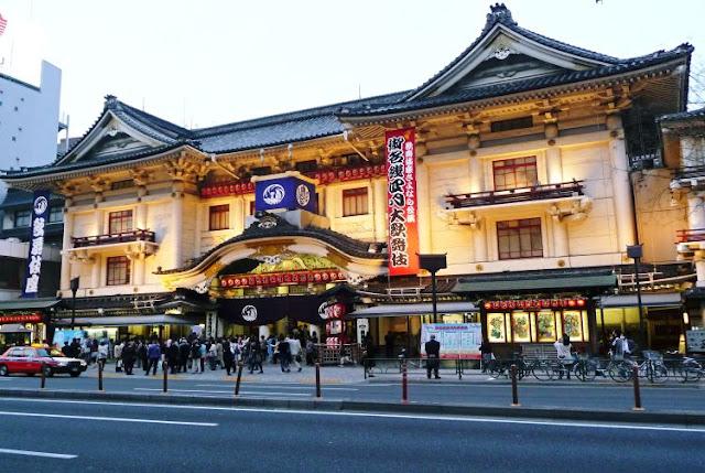 Visit Tokyo's Premier Kabuki Stage
