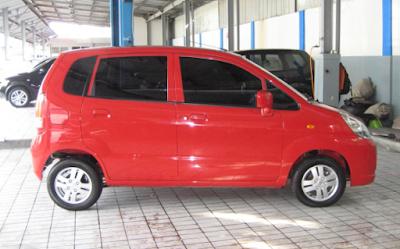 Eksterior Samping Suzuki New Karimun Estilo