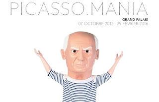 """Exposition """"Picasso Mania"""" au Grand Palais"""
