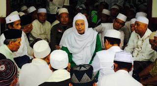 Habib Luthfi nasionalisme santri jepara