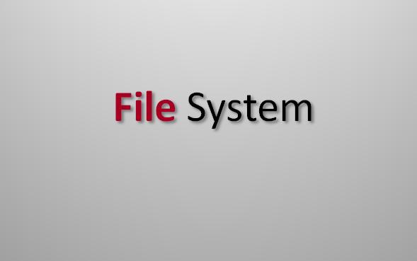 Macam-Macam File System Pada Windows dan Pengertiannya