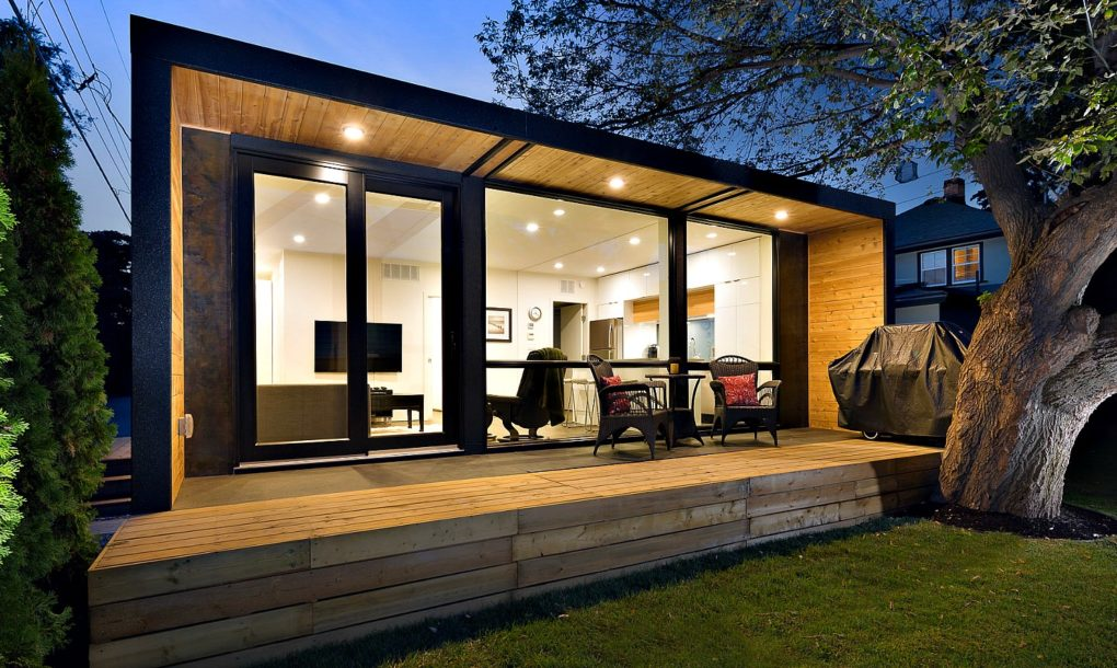 Cool Container Home Design Ideas, it\'s Unique, Practical and ...