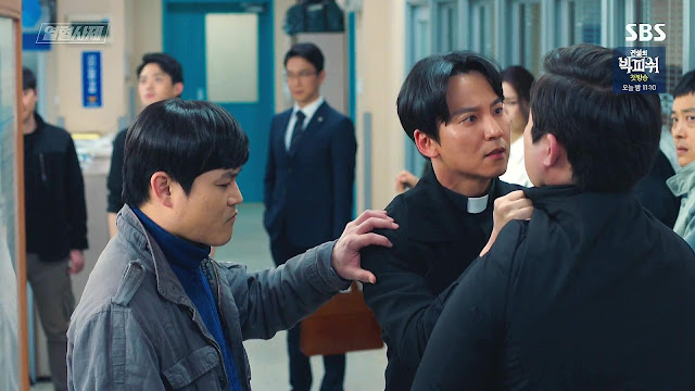 Sinopsis The Fiery Priest Episode 27 - 28