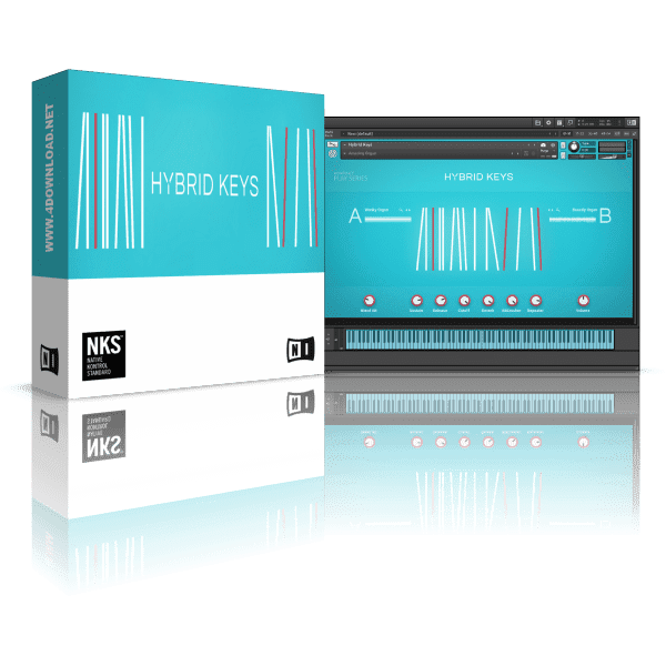 Native Instruments Hybrid Keys 2.0.2 KONTAKT Library