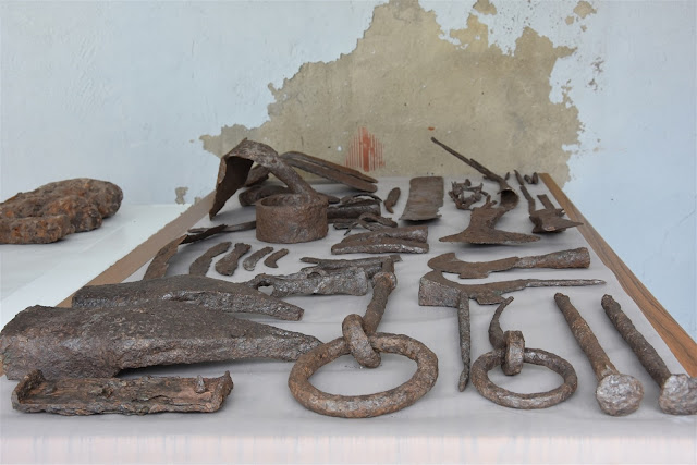 1,500-year-old farming and carpentry tools found in Northwest Turkey