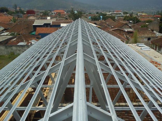 rangka atap baja ringan yang paling bagus | intrik-go