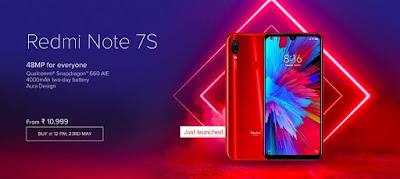 new phone, New Phone Redmi Note 7S, Redmi Note 7S India, Redmi Note 7S, Note 7S, Redmi, Redmi Note 7 Pro, Redmi Note 7, new smartphone, smartphones, mobiles, news, New Phone Redmi,