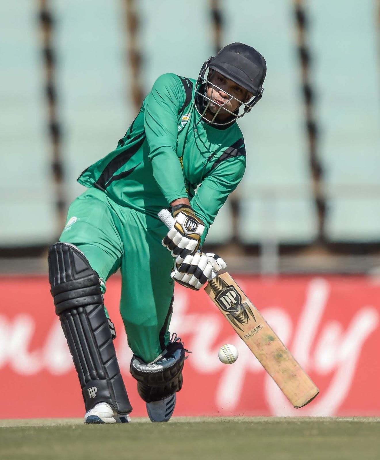Michael Erlank batting for Hollywoodbets KZN Coastal - Cricket
